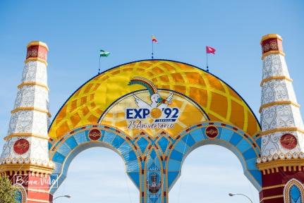 Aquest any la Feria feia homenatge al 25è aniversari de la Expo