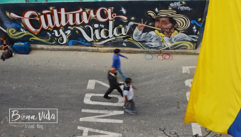 colombia bogota carrers