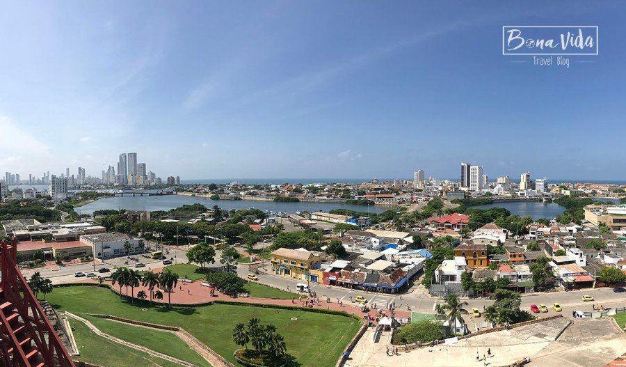 colombia cartagena pano