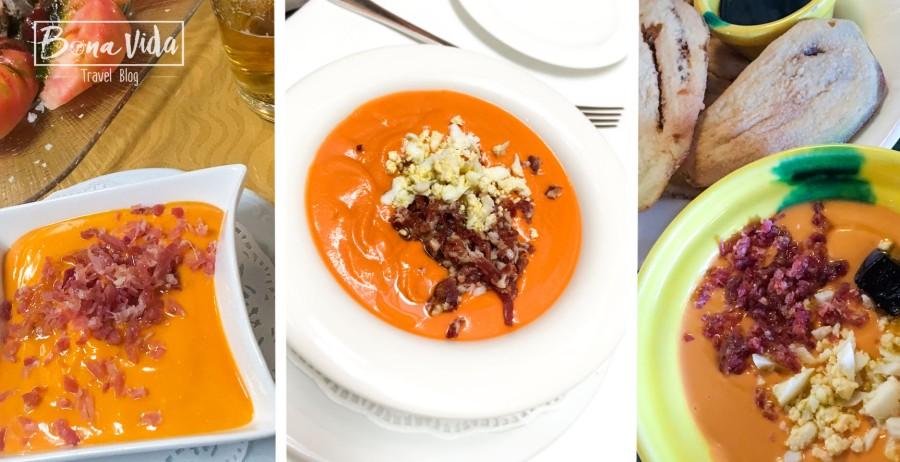 cordova salmorejo gastronomia