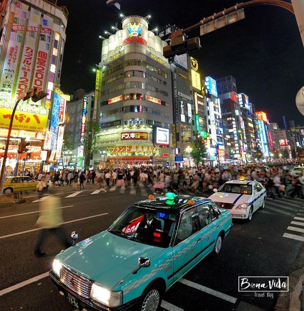 Nit al barri de Shinjuku