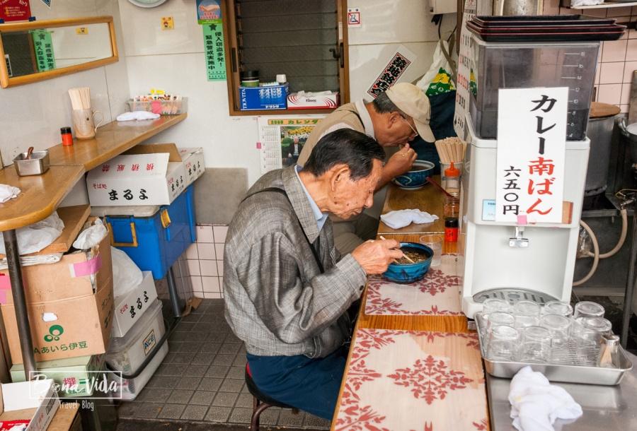 Passejada voltants mercat peix Tsukiji a Tokyo
