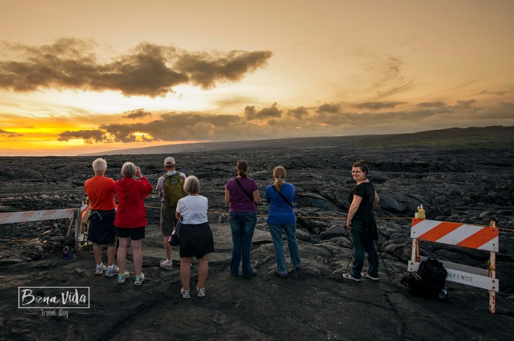 hawaii kilauea observació lava cris