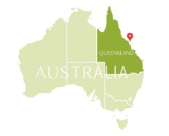 mapa australia situacio whiteheaven