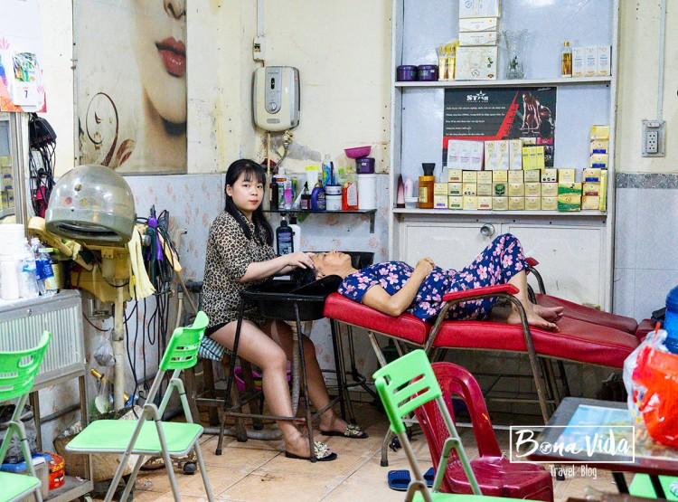 vietnam hue perruqueria
