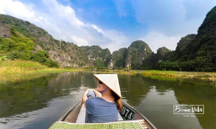 vietnam tamcoc riu cris