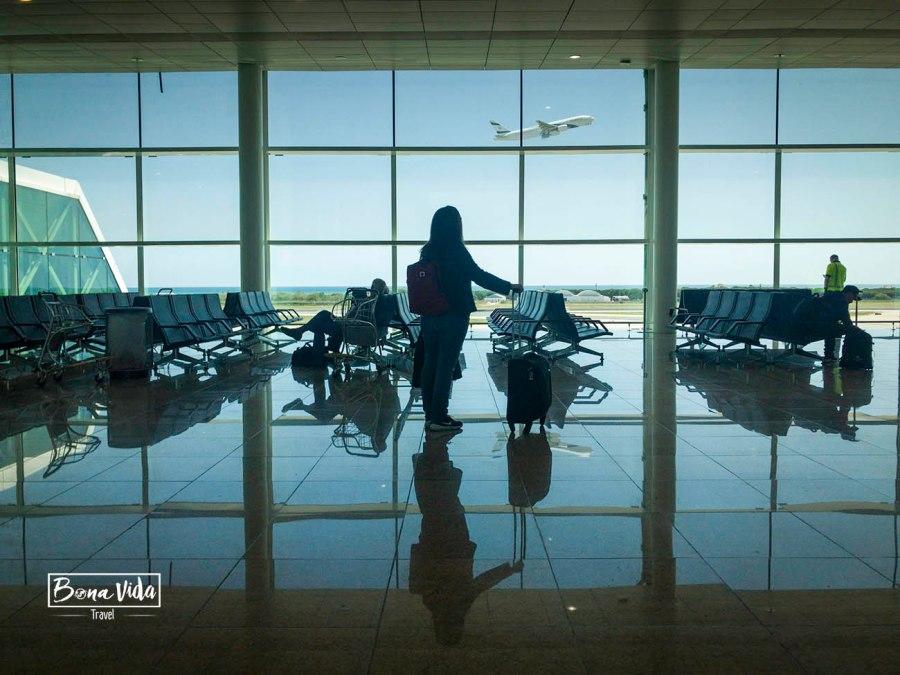 ganes de mon cris aeroport