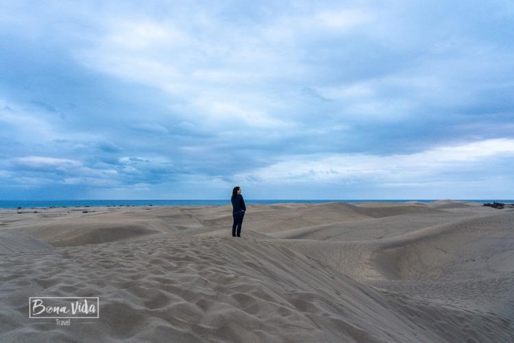 ganes de mon grancanaria dunes cris