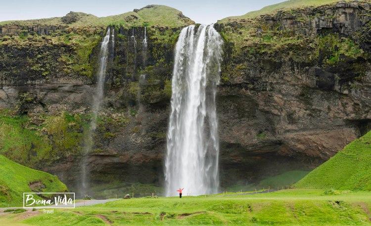 ganes de mon islandia cris cascades